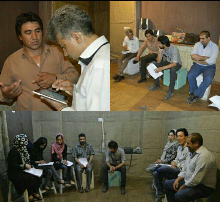 تولید تله فیلم «به خاطر من» با محوریت مهاجرین افغانستانی