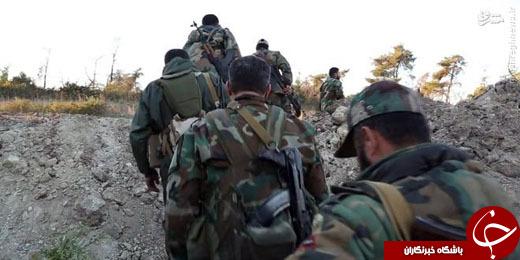 تروریستهای چینی در لاذقیه سوریه +تصاویر
