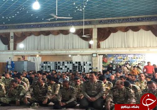 معافیت سربازان حادثه دیده بر اساس میزان مصدومیت + تصاویر