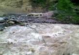 باشگاه خبرنگاران - عبور از این رودخانه محال است/ پلی به باریکی مو! + فیلم