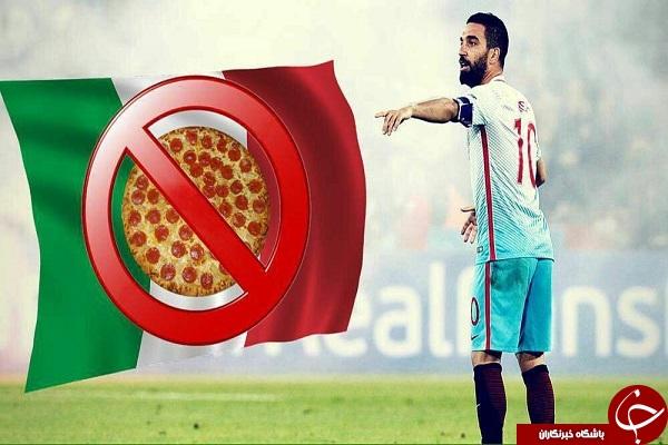 مردم ترکیه پیتزا را تحریم کردند + عکس