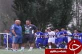 باشگاه خبرنگاران -از تشويق وزير ورزش در تمرين آبي ها تا عكس يادگاري منصوريان