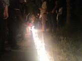 باشگاه خبرنگاران - تجمع تعدادی معدود در قزوین به بهانه حمایت از سربازان جانباخته +تصاویر