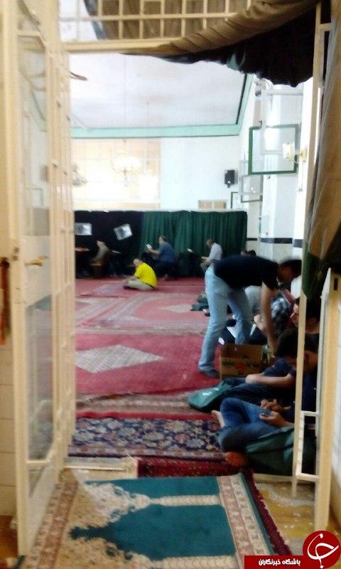 یک بمب آتش زا در مسجد کنی خنثی شد