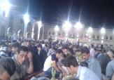 باشگاه خبرنگاران - مراسم اکرام رضوی در اولین شب قدر + تصاویر