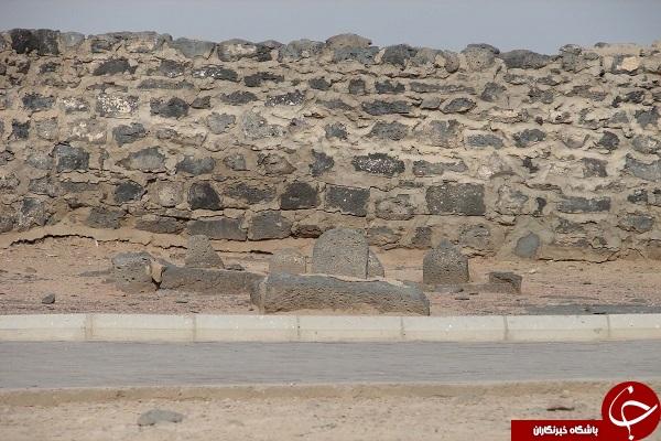سفر مجازی به قبرستان بقیع + تصاویر