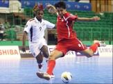باشگاه خبرنگاران -شکست ایران برابر پرافتخارترین تیم برزیل/تلاش دریایی ها بی جواب ماند