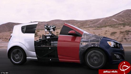آیا ماشینهای لوکسی که در تبلیغات میبینید واقعی هستند؟ +تصاویر