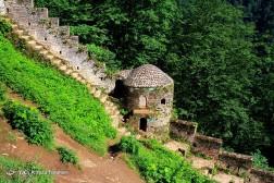 باشگاه خبرنگاران - قلعه تاریخی رودخان