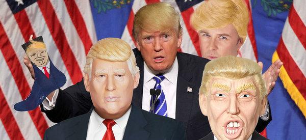 باشگاه خبرنگاران -به هواداران ترامپ چه چیزی کادو بدهیم؟ +عکس