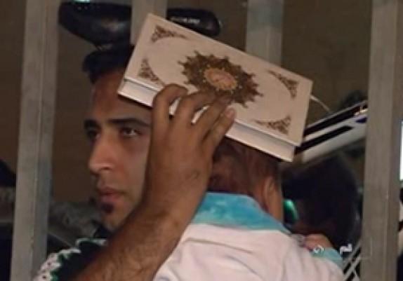 باشگاه خبرنگاران - حال و هوای شب قدر در حرم حضرت معصومه (س) + فیلم