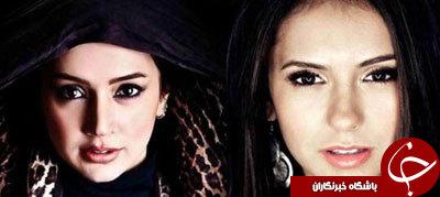 چهره های ایرانی در سینمای هالیوود