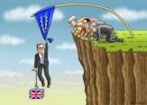 باشگاه خبرنگاران -طبع طنز کاربران بعد از  خارج شدن انگلیس از اتحادیه اروپا
