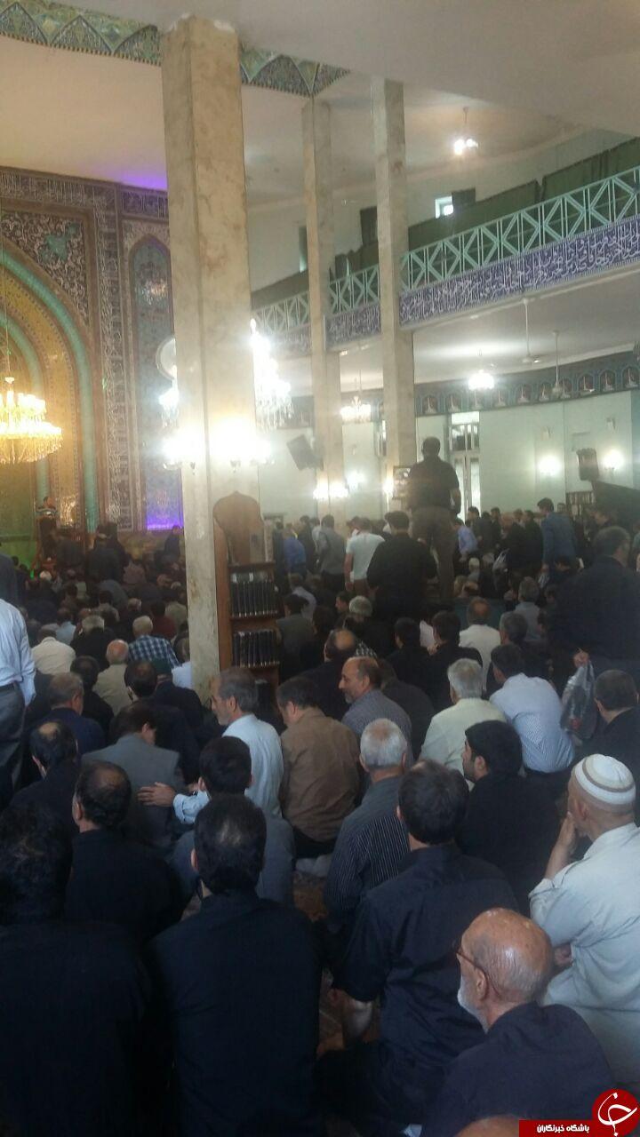 دو قدم تا احمدی نژاد/عکسبرداری ممنوع!/احمدی نژاد پیش از موعد افطار می کند! + عکس