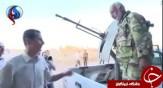 باشگاه خبرنگاران - بازدید بشار اسد از میدان نبرد با تروریستهای داعش+ تصاویر