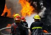 باشگاه خبرنگاران - ماجرای آتش گرفتن اتوبوس در میدان جمهوری چه بود؟ + فیلم