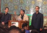 باشگاه خبرنگاران - روضه خوانی امروز احمدی نژاد در مسجد جامع نارمک + صوت