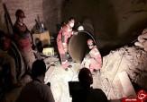 باشگاه خبرنگاران - تلاش آتشنشانان برای خارج کردن آخرین قربانی حادثه شهران + فیلم