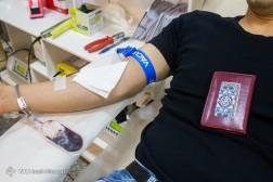 باشگاه خبرنگاران - اهدای خون در شب احیای بیست و یکم ماه رمضان