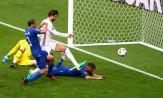 باشگاه خبرنگاران - ایتالیا 2 - اسپانیا 0 / کاتاناچیو بر تیکی تاکا چیره شد + گزارش تصویری و فیلم