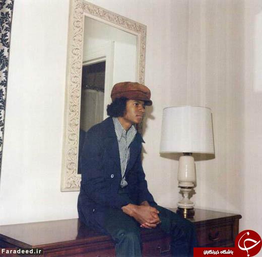 عکس زمان مرگ مایکل جکسون