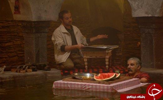 نگارش دو سوم از متن سریال سیروس مقدم تمام شده/ جدیدترین تصاویر از «علی البدل» سیروس مقدم