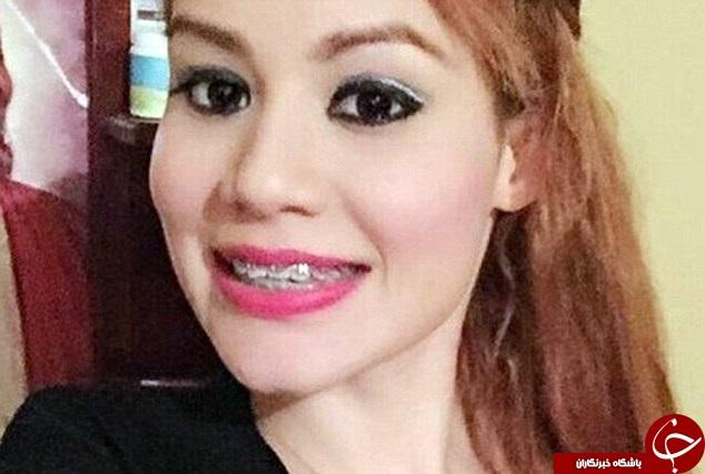 مدل معروف در مقابل اعضای خانوادهاش به قتل رسید