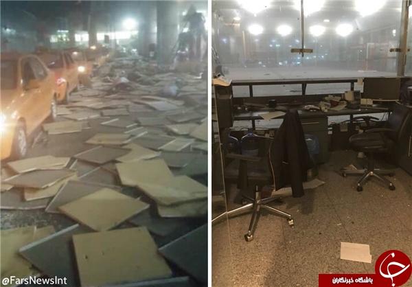 انفجار و تیراندازی در فرودگاه آتاتورک استانبول؛//////درحال کار