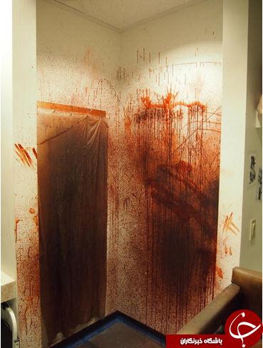 در این هتل مرگتان حتمی است + تصاویر ///در حال کار