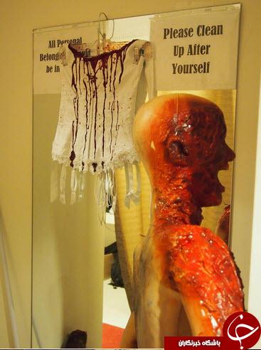 در این هتل مرگتان حتمی است + تصاویر