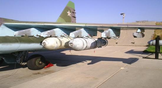 بمبهای سقوط آزاد؛ شلیک، انفجار و دیگر هیچ + تصاویر