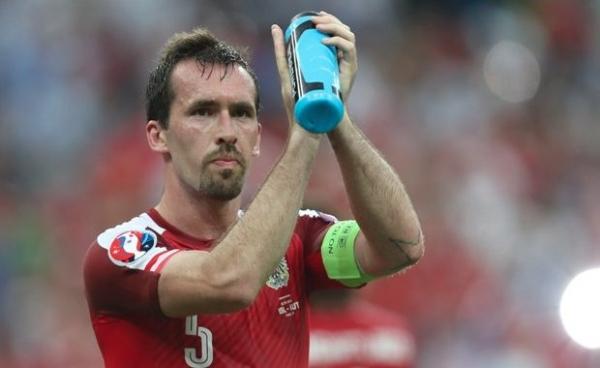 کاپیتان تیم ملی اتریش خداحافظی کرد
