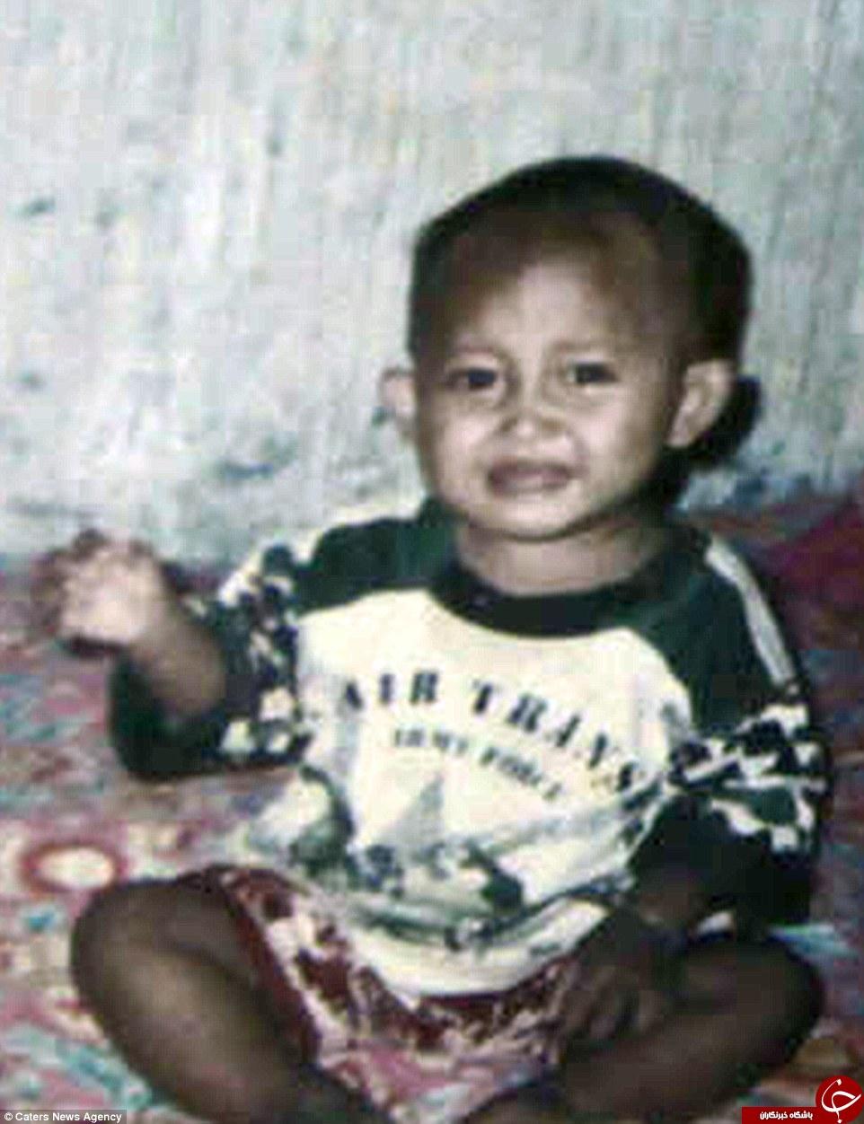 چاق ترین مرد چاق ترین پسر اخبار اندونزی
