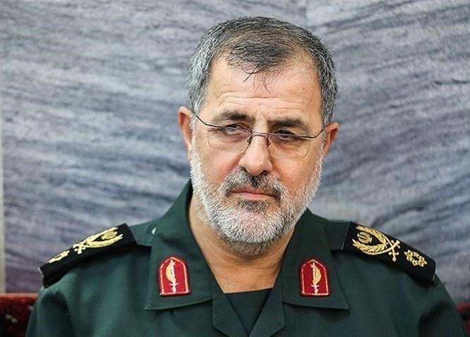 سردار پاکپور انتصاب «سرلشکر باقری» به ریاست ستاد کل نیروهای مسلح را تبریک گفت