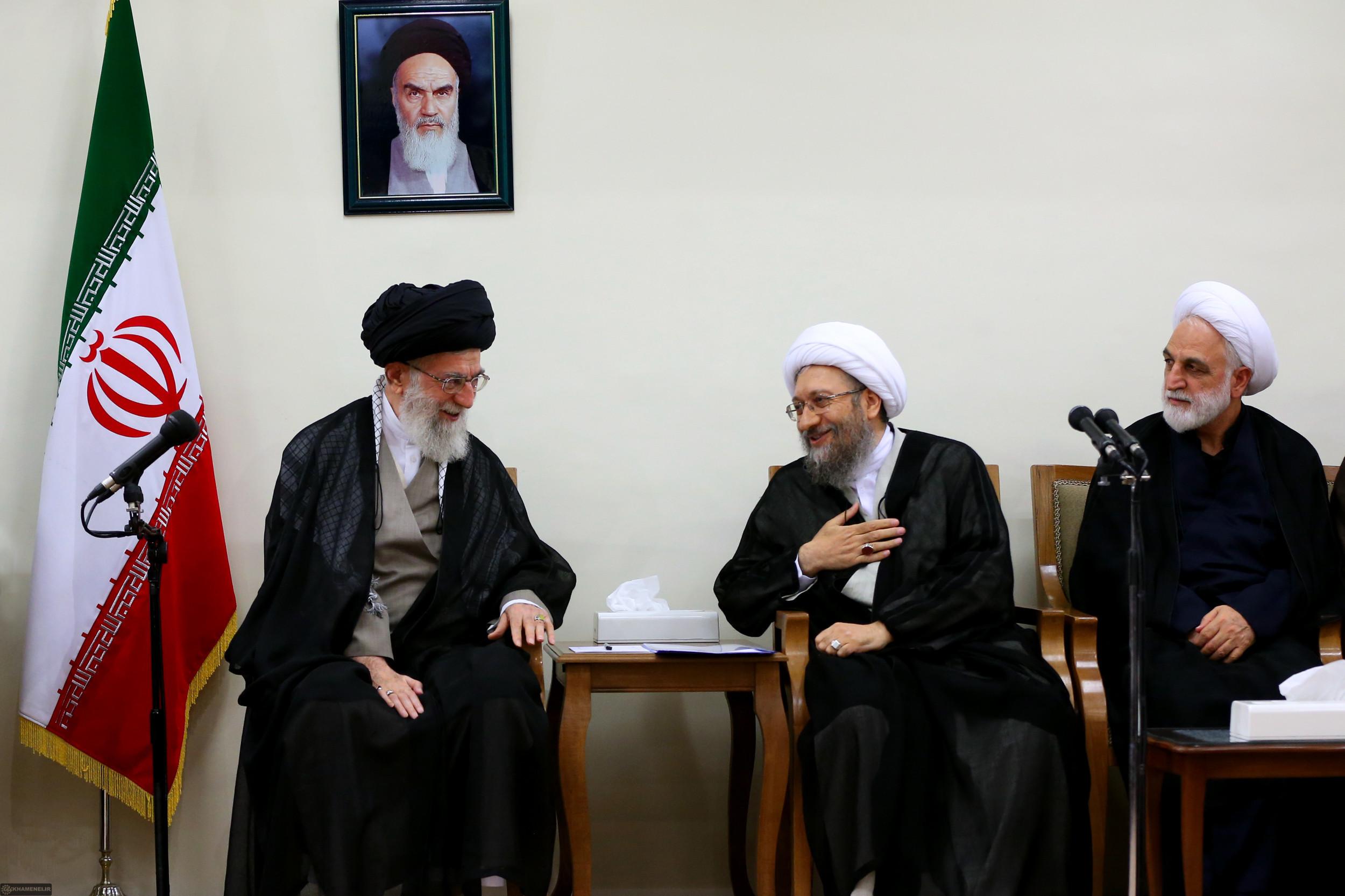 سلامت قوه قضاییه را در درجه اول اهمیت قرار دهید/تضییع حقوق ملت ایران به واسطه تحریم ها باید پیگیری قضایی شود