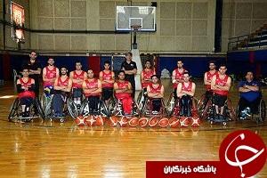 تیم ملی ترکیه مغلوب بسکتبالیست های ایران شد