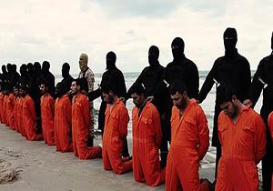 قالی پرنده؛ جدیدترین ابزار مخوف داعش برای شکنجه و اعترافگیری +تصاویر