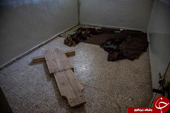 روش های مخوف و غیر انسانی داعش برای شکنجه و اعترافگیری +تصاویر