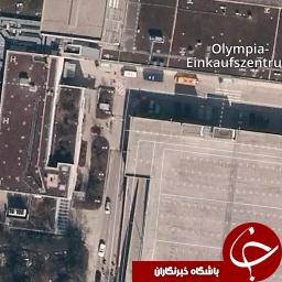 تیراندازی در مرکز خرید مونیخ/ 11 کشته و زخمی تا این لحظه+تصاویر