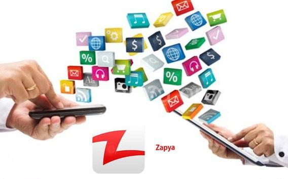 دانلود Zapya معروفترین نرم افزار انتقال سریع فایل