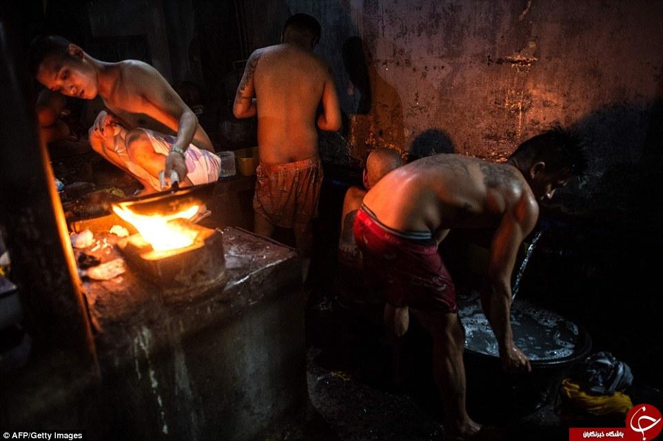 بدنام ترین زندان فیلیپین اینجاست + تصاویر