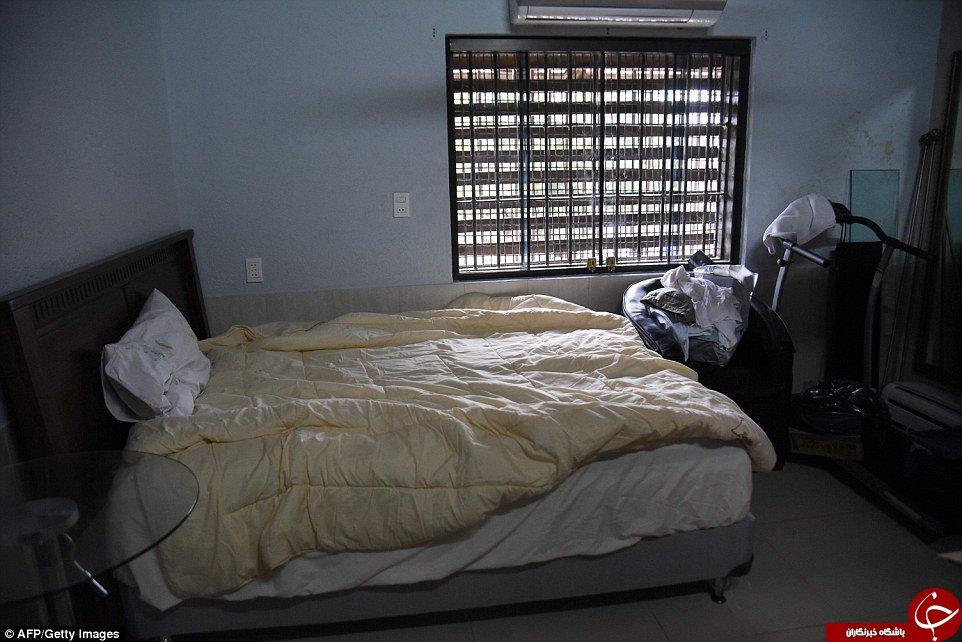 سوییت مجلل پادشاه مواد مخدر برزیل در زندان +تصاویر