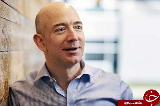 مردی که در چند ساعت سومین ثروتمند دنیا شد +عکس