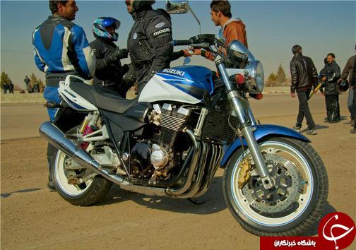 موتور سیکلت های چند صد میلیونی در تهران +عکس