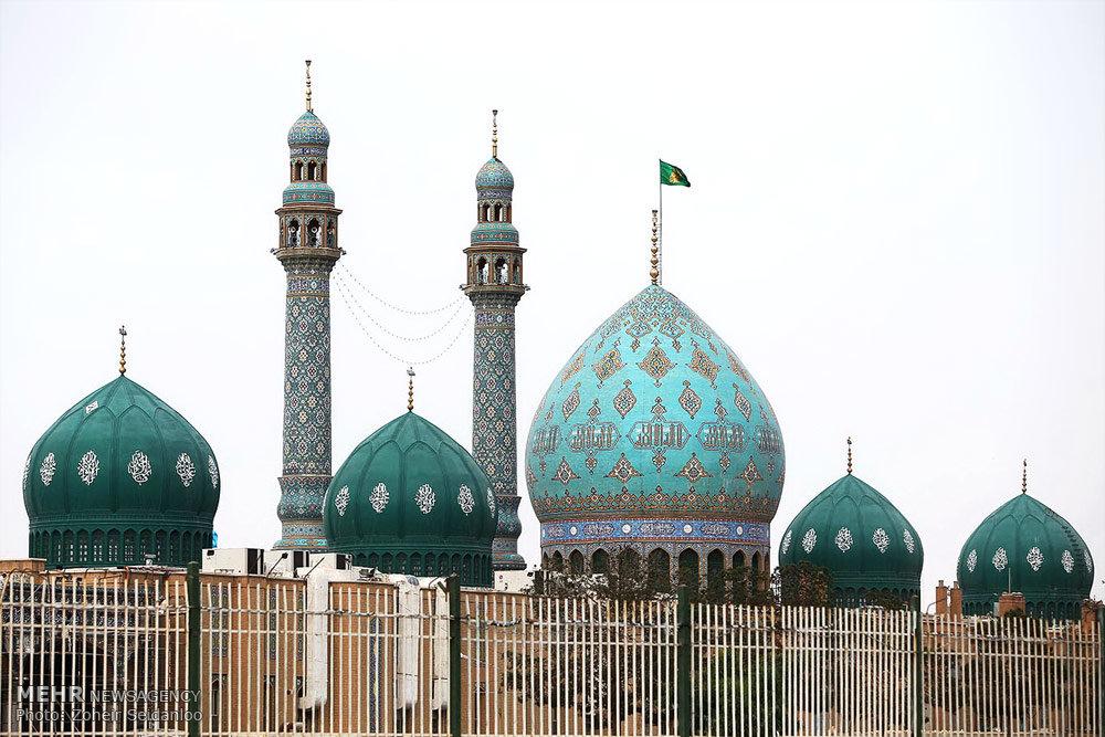اعلام برنامه هفتگی مسجد مقدس جمکران