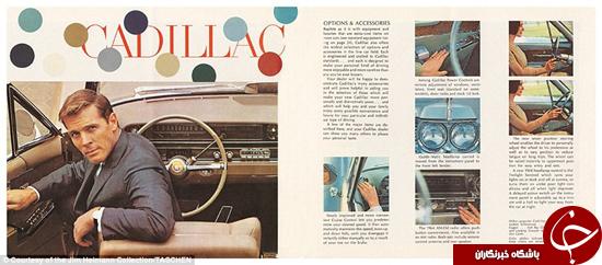 گذری به تاریخ تبلیغات خودرو +تصاویر