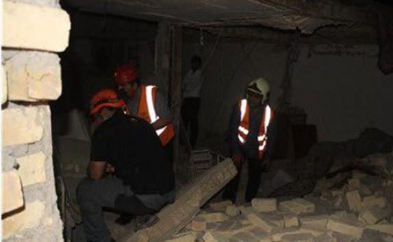 تخریب برخی از تأسیسات زیر بنایی /پس لرزه ها ادامه دارد