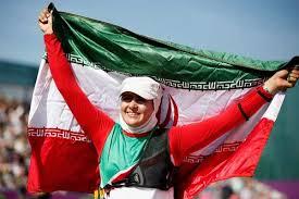 پرچم داران ایران در ادوار المپیک