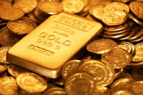 طلا درخشانتر میشود/ افزایش بهای فلز زرد در پی کاهش رشد اقتصادی آمریکا