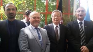 جامعه جهانی همواره افغانستان را کمک میکند